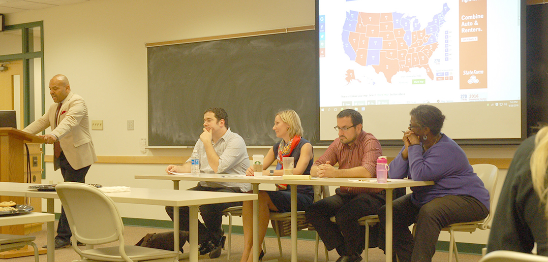 IR and Political Science professor discuss the presidential candidates