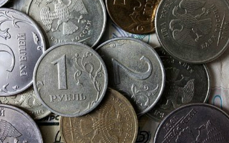 In the wake of Russia's financial crisis, says IR Professor Dinissa Duvanova, the Russian ruble has been severely devalued. (Photo courtesy of Corbis Images)