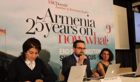 Arman, Grigoryan, Armenia, Conference
