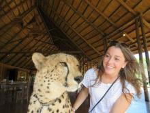 Lehigh University International Relations - Lauren Maxfield Study Abroad